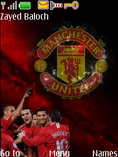 Nokia 40s Theme - Manchester United