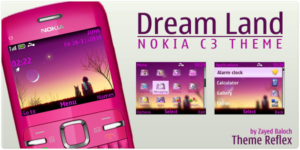 telecharger theme nokia c3
