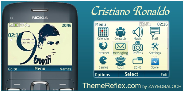 C3 Nokia Themes