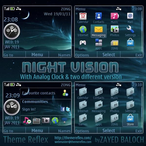 Nokia C3 X2 theme