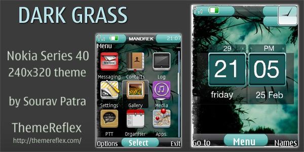 Nokia series 40 themes