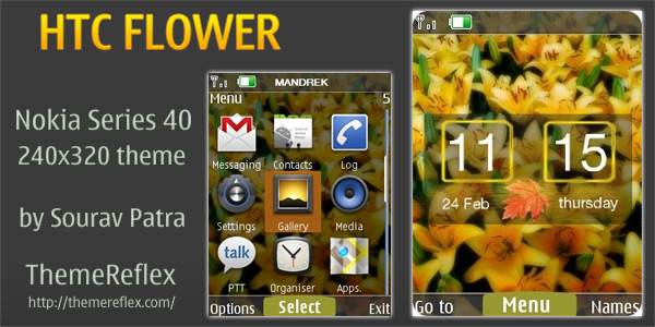 Nokia 40 series themes