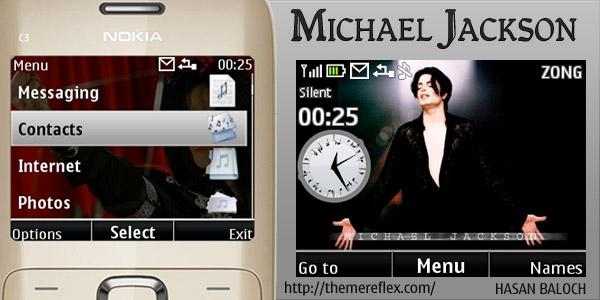 Nokia C3 themes, Nokia X2-01 themes