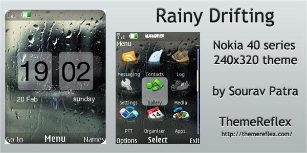 Theme for Nokia Series 40