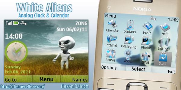 Nokia C3 themes Nokia X2-01 themes