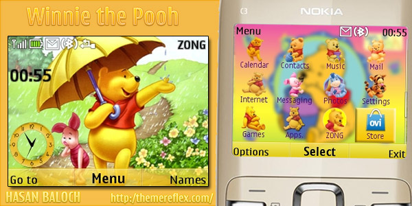 winnie the pooh as you all know about it most people requested for