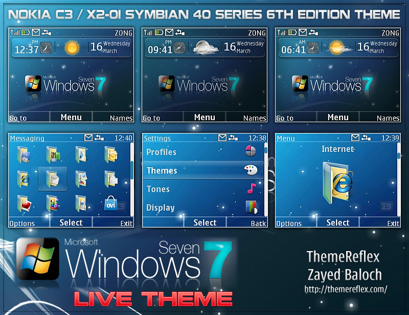 C3 Themes X2-01 Themes