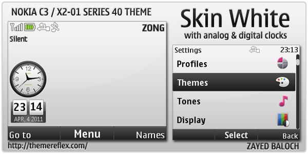 X2-01 Themes