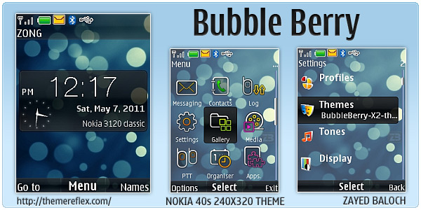 X2 240x320 themes