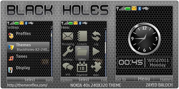 X2 240x320 Nokia themes
