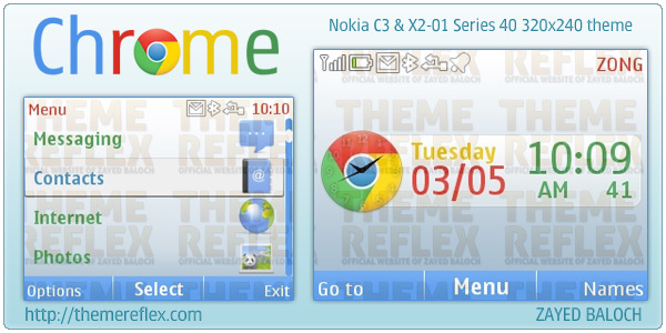 download google chrome mobile nokia c3