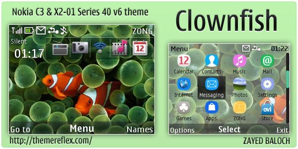 C3 & X2-01 themes