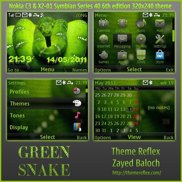C3-00 Themes Nokia