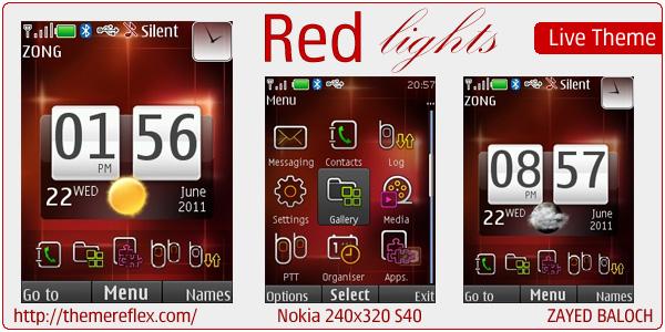 Nokia C2-01 X2 240x320 themes
