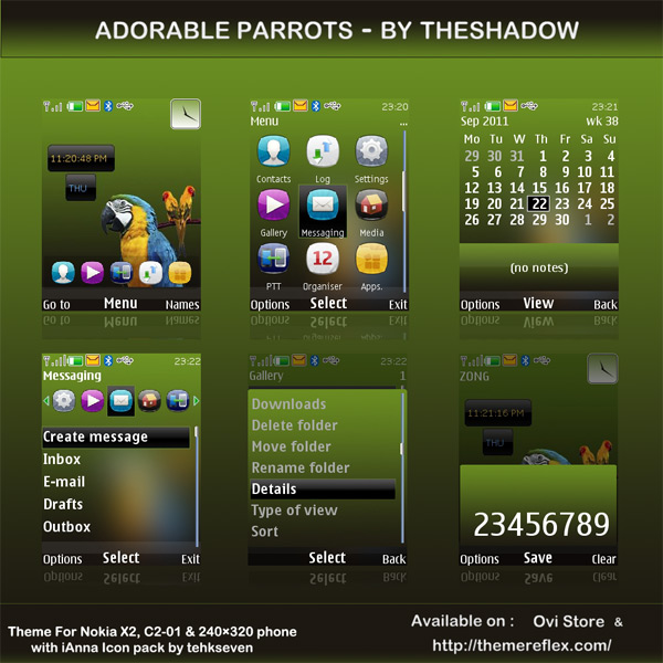 New Nokia C2 01 Themes   Search Results   Calendar 2015
