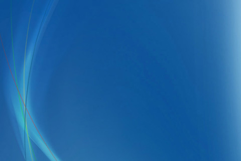 Abstract Blue wallpaper for Android