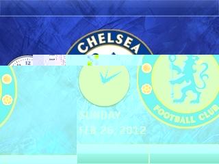 Chelsea flash lite screensaver for 320×240