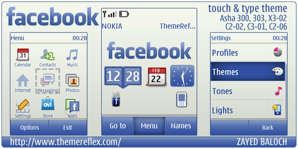 download facebook app nokia 200