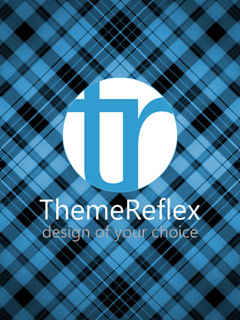 ThemeReflex v3 wallpaper for iPhone
