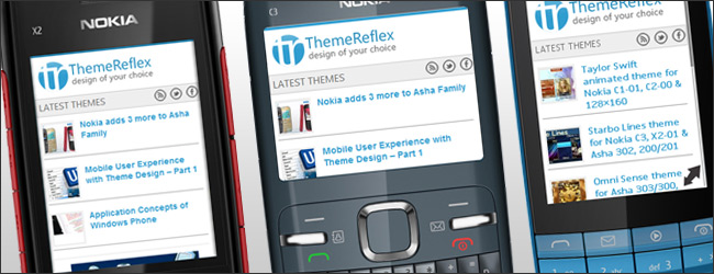 ThemeReflex goes Mobile