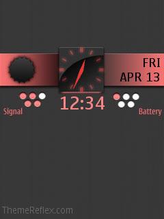 Lustism Nokia flash lite screensaver for 240×320