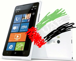Nokia Lumia 800 launches in UAE with a limited quantity available