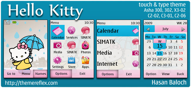 Descargar Temas De Hello Kitty Para Nokia C3 Free Download