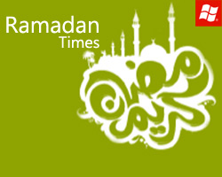 Ramadan Times for Windows Phone
