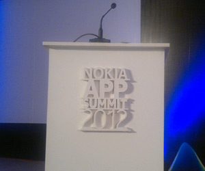 Information laden Nokia App Summit 2012 calls it a day