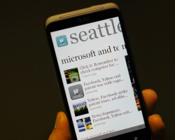 Seattle Pi comes to your Windows Phone