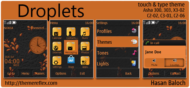 Droplets-TnT-theme-by-hb
