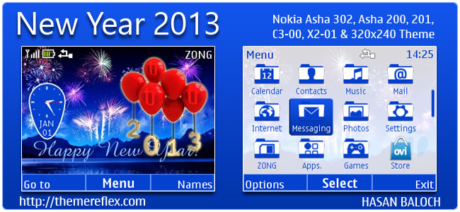 New-Year-2013-C3-theme-by-hb