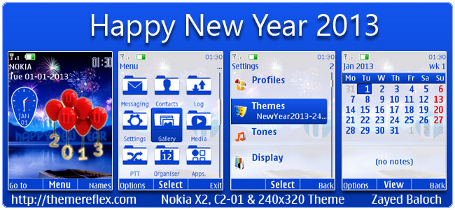 New-Year-2013-X2-theme-by-zb