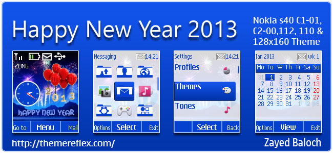 New-year-2013-C1-theme-by-zb