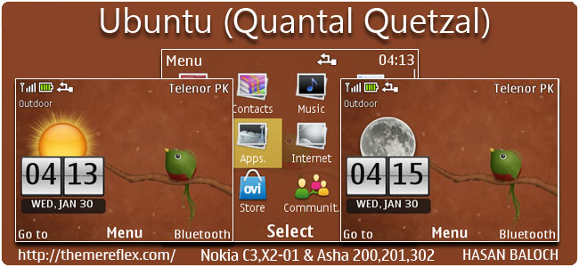 Ubuntu-new-C3-theme-by-hb