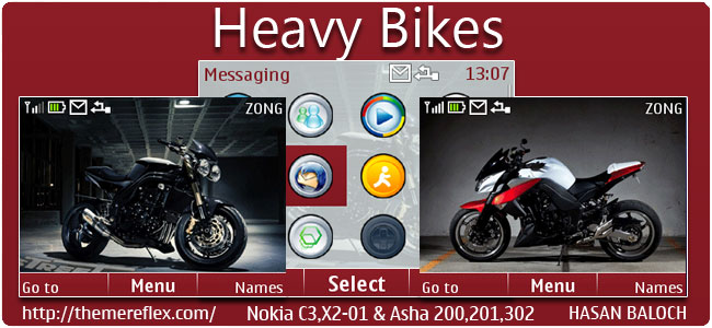 Heavy-Bikes-C3-theme-by-hb