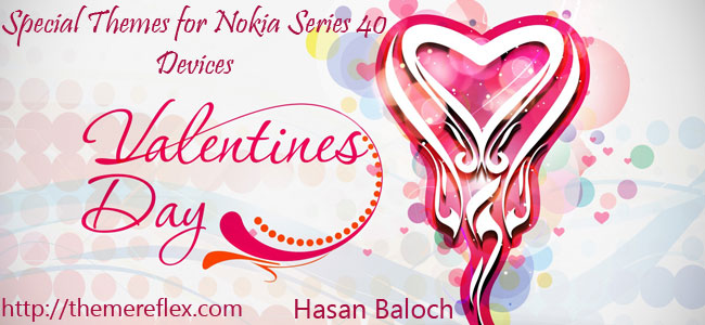 Special Theme: Valentine's Day Themes for Nokia Series 40
