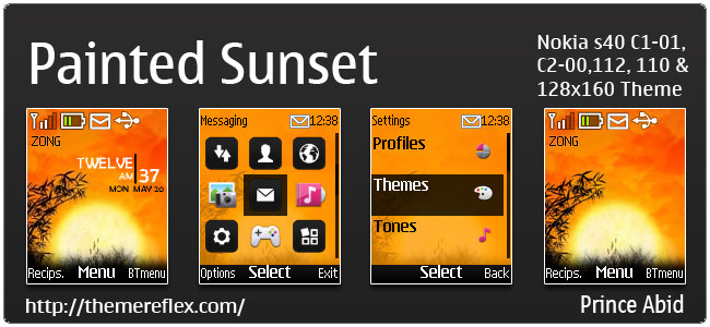 Painted-Sunse-C1-theme-by-pa