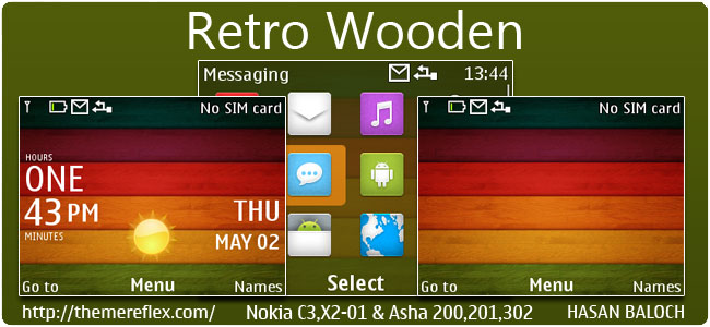 Retro-Wooden-C3-theme-by-hb