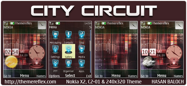 City-Circuit-X2-theme-by-hb