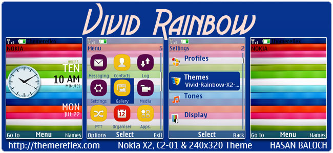 Vivid-Rainbow-X2-theme-by-hb