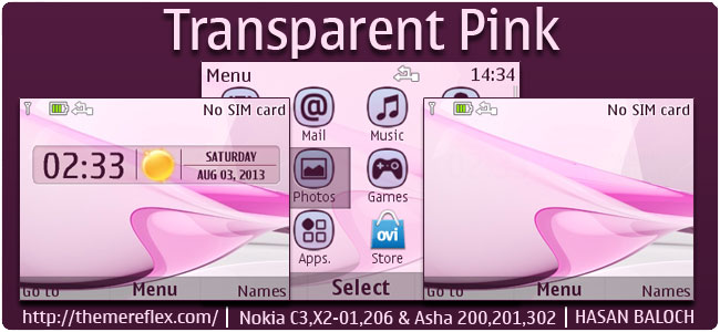 Transparent-C3-theme-by-hb