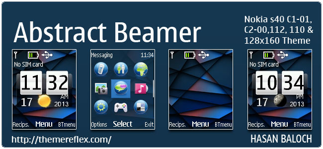 Abstract-Beamer-C1-theme-by-hb