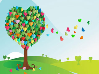 Love-Tree-320x240-Wallpaper