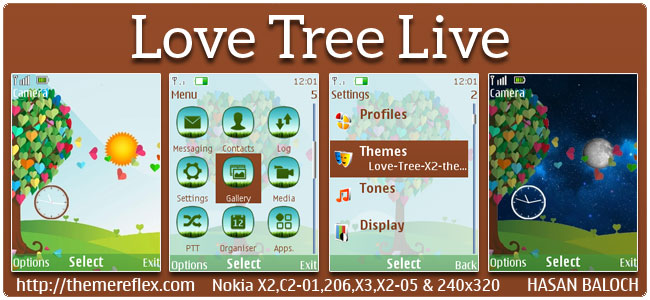 Love-Tree-X2-theme-by-hb