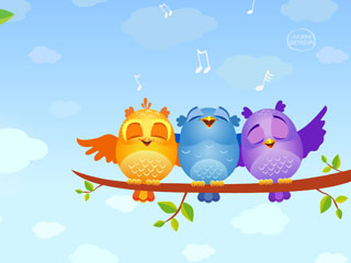 Singing-Birds-320x240-Wallpaper
