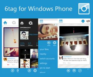 6tag Instagram clients for Windows Phone updated with new collage tool