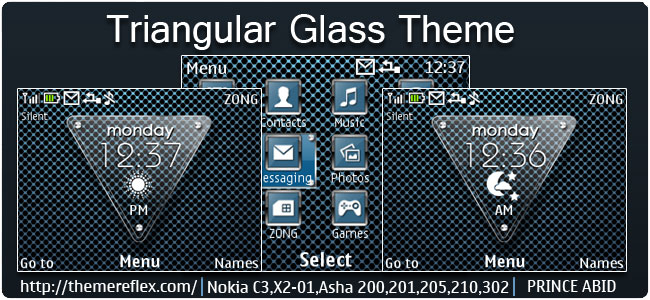 Triangular-Glass-C3-theme-by-pa