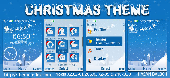 Christmas-2013-X2-theme-by-hb