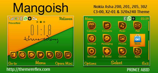 Mangoish-C3-theme-by-pa